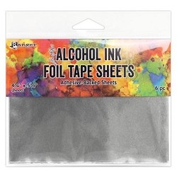 RANGER Alcohol Ink Yupo paper transparent