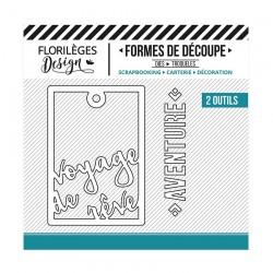 Outils De Découpe VOYAGE DE RÊVE CAPSULE SEPT.