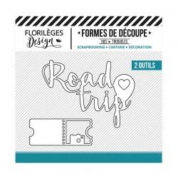 Outils De Découpe ROAD TRIP CAPSULE SEPT.