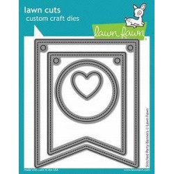 LAWN FAWN  CUS STITCHED PARTY BANNERS