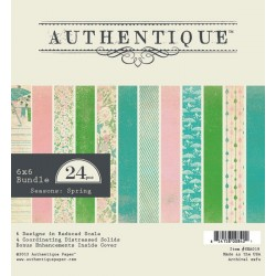 AUTHENTIQUE PAPER PAD SPRING