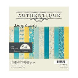 AUTHENTIQUE PAPER PAD SUMMER