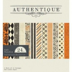 AUTHENTIQUE PAPER PAD ENCHANTED