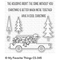 My favorite Things : COOL CHRISTMAS CLEAR STAMPS