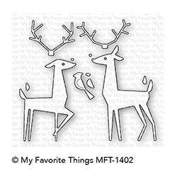 My favorite Things : DELIGHTFUL DEER DIES