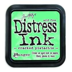 DISTRESS INK  CRACKED PISTACHIO