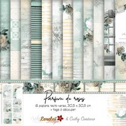 LORELAÏ DESIGN PACK 6  - PARFUM DE ROSES
