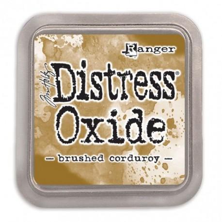 Tim Holtz distress oxide BRUSHED CORDUROY