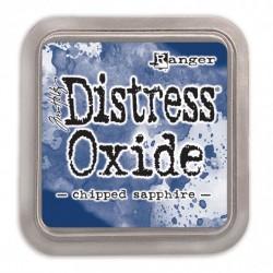Tim Holtz distress oxide CHIPPED SAPPHIRE