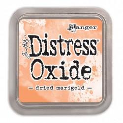 Tim Holtz distress oxide DRIED MARIGOLD