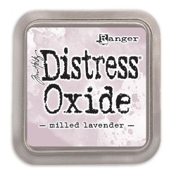 Tim Holtz distress oxide MILLED LAVENDER
