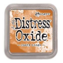 Tim Holtz distress oxide RUSTY HINGE