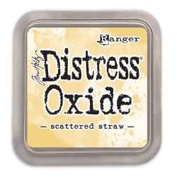 Tim Holtz distress oxide SCATTERED STRAW