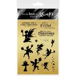 HUNKYDORY Magical Christmas: A Christmas Wish ELVES