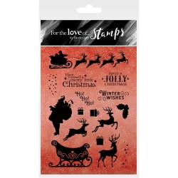 HUNKYDORY Magical Christmas: A JOLLY CHRISTMAS