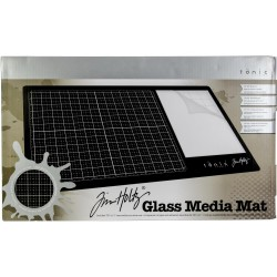 TIM HOLTZ MEDIA GLASS MAT