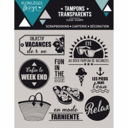 TAMPONS CLEAR OBJECTIF VACANCES