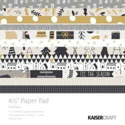 KAISERCRAFT FIRST NOEL PAPER PAD 16X16 CM