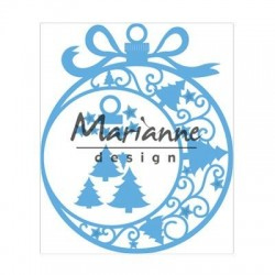 Marianne Design Creatables christmas ornament