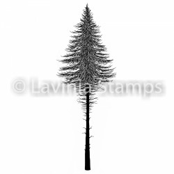 Lavinia Stamps FAIRY FIR TREE 2
