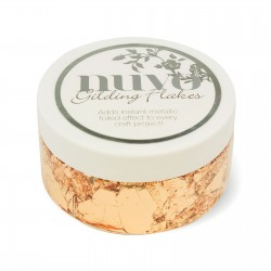 Tonic studios Gilding flakes Sunkissed Copper