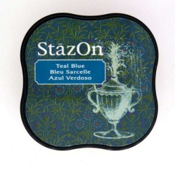 STAZON MIDI TEAL BLUE