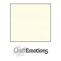 SMOOTH CARDSTOCK cream 30,0x30,0cm 200gr