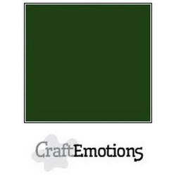 SMOOTH CARDSTOCK EMERALD 30,0x30,0cm 250gr