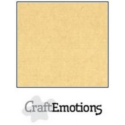 SMOOTH CARDSTOCK HONEY KRAFT 30,0x30,0cm 250gr