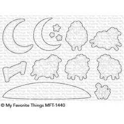 My favorite Things : OVER THE MOON FOR EWE DIES