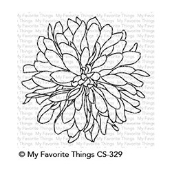 My favorite Things : BEAUTIFUL BLOOM CLEAR STAMPS