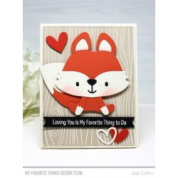 My favorite Things : FRIENDLY FOX