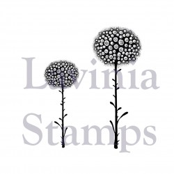 Lavinia Stamps GLOW FLOWERS