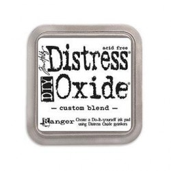 Tim Holtz distress oxide CUSTOM BLEND