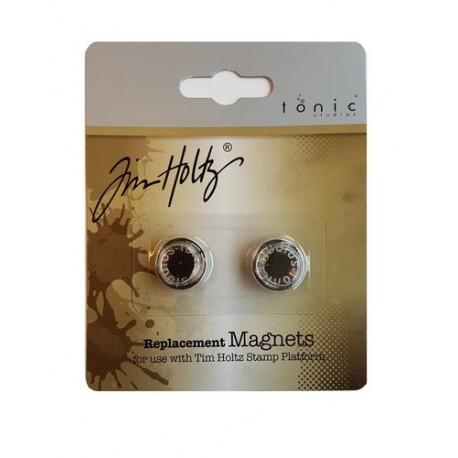 TONIC STUDIOS Tim HOltz 2 magnets for Travel Platform