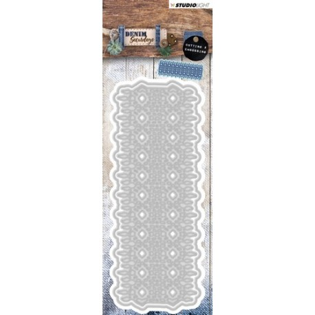 Studio Light Cutting Die 57X147 DENIM SATURDAYS 139