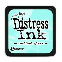 DISTRESS INK MINI TUMBLED GLASS