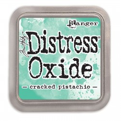DISTRESS OXIDE CRACKED PISTACCHIO
