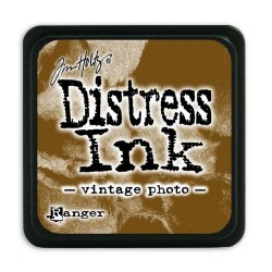 DISTRESS INK MINI VINTAGE PHOTO