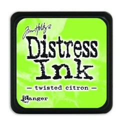 DISTRESS INK MINI TWISTED CITRON