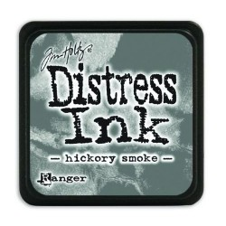 DISTRESS INK MINI HICKORY SMOKE