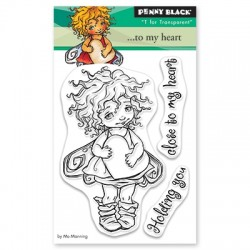 PENNY BLACK Clear Stamps - TO MY HEART