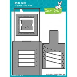LAWN FAWN CUTS  MAGIC PICTURE CHANGER