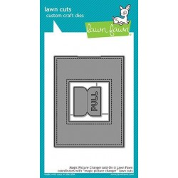 LAWN FAWN CUTS MAGIC PICTURE CHANGER ADD-ON