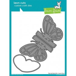 LAWN FAWN CUTS POP-UP BUTTERFLY