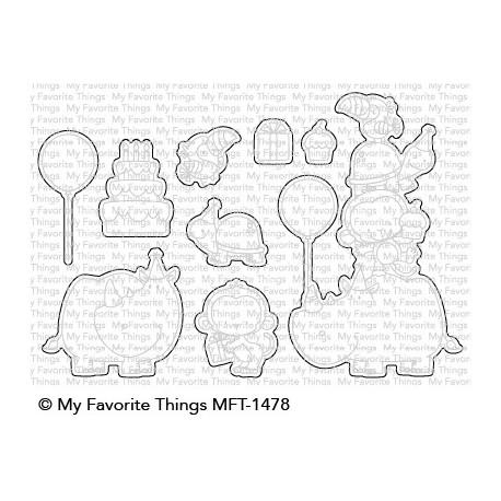 My favorite Things :BIRTH-YAY DIES