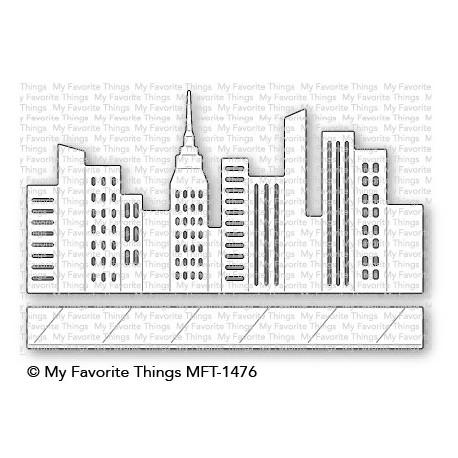 My favorite Things :CITY BLOCK DIES
