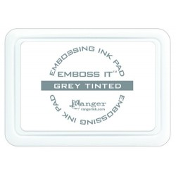 RANGER EMBOSS IT INK PAD GREY TINTED