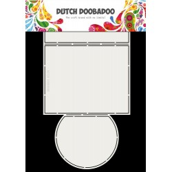 Dutch Doobadoo Fold card art CIRCLE A4