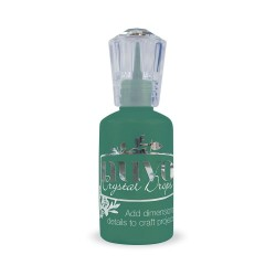 NUVO CRYSTAL DROPS WOODLAND GREEN